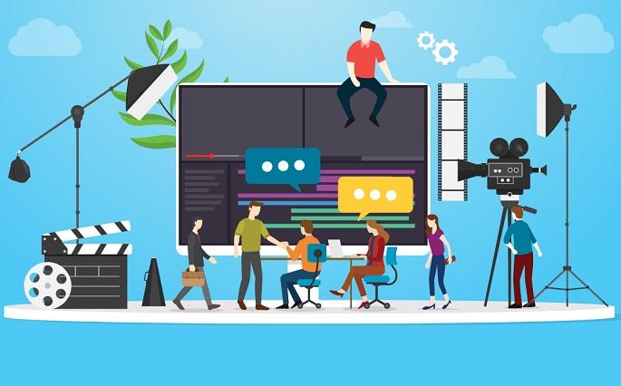 مراحل تولید فیلم های تبلیغاتی